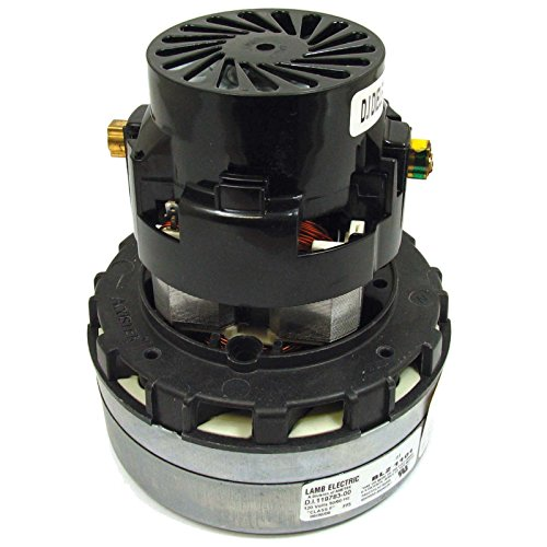 Genuine Numatic 110V 120V 2 Stage Vacuum Cleaner Motor (BL21101, 205409)