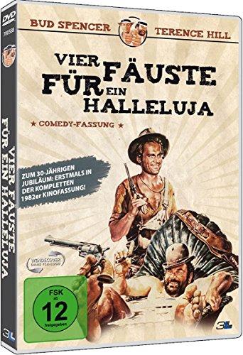 Vier Fäuste für ein Halleluja (DVD/BluRay)