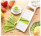 maltonyo175x/Set Multi-Funktion Obst Gemüse Tools Mandoline Schneide Cutter Hobel Reiben Sicherheit Halter