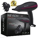 Revlon Pro secador de pelo de corriente AC Tempest rvdr5821duk con difusor 2000W