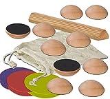 Pedalo® Balance-Steine Set 2 I Balance Spiel I Balance Pfad I Kindergarten