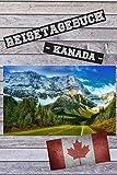 Reisetagebuch Kanada: Notiere deine schönsten Reiseerlebnisse und Orte | Geschenkidee und Reiseorganizer | Reisetagebuch zum selberschreiben für Kreative - Erwin Ringel