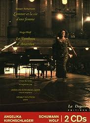 L'amour et la vie d'une femme ; Le Tombeau d'Anacréon : Etui de 2 vol : Choix de lieder sur des poèmes de Goethe [etc.] (2CD audio)