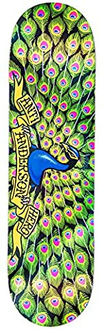 Anti Hero Anderson Pro Ostenation Skateboard Deck - 8.4
