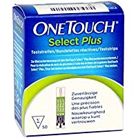 OneTouch Select Plus Teststreifen, Lifescan preisvergleich bei billige-tabletten.eu
