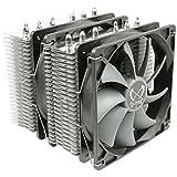 Scythe Fuma Dissipatore per CPU Twin-Tower Design, Nero