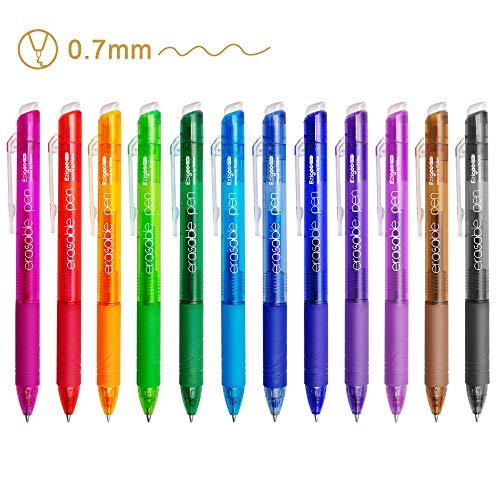 20 Stück 1,6 mm, farbig sortiert BIC 926381 Cristal Multicolor Kugelschreiber