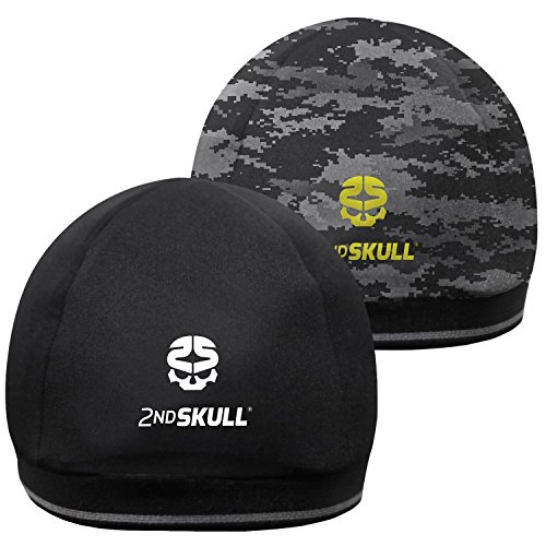 2nd Skull Cap Bonnet De Protection Pour Sportifs Amateurs Et Pros R Duction Des Chocs Anti Transpiration Anti Odeurs Pour Sports De Contacts Sports De Glisses Rugby Hockey Football Bmx Made In Usa