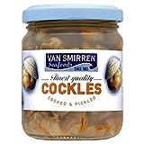 Van Smirren Cockles Aceto (205g) - Confezione da 6