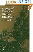 #9: Aspects of European History 1789-1980 (University Paperbacks)