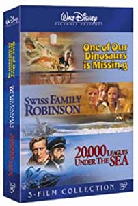 20,000 Leagues .../Swiss Family Robinson/One Of Our Dinosaurs... [DVD]