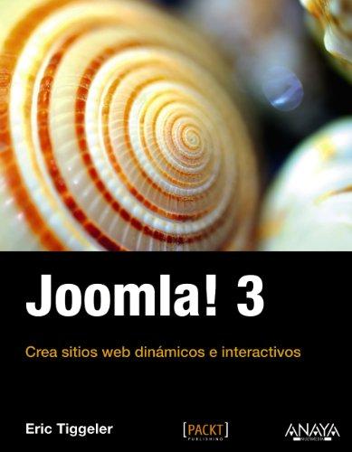 Joomla! 3 (Títulos Especiales) por Eric Tiggeler