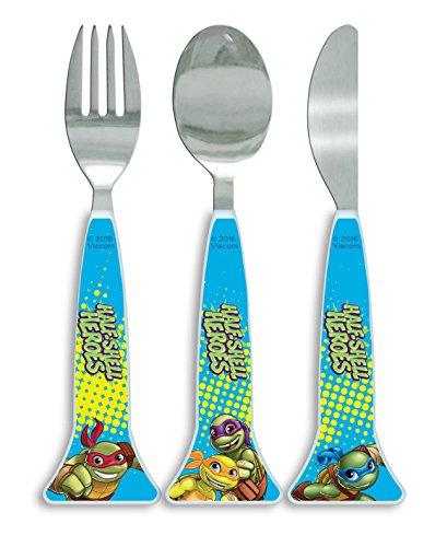 Teenage Mutant Ninja Turtles drinks1, plastik, YELLOW MULTI, 3.1x1x15.6 cm