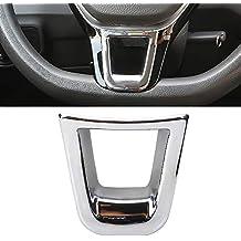 SENZEAL Adhesivo Decorativo para Volante de Coche, ABS, para VW Golf MK7 GT Match