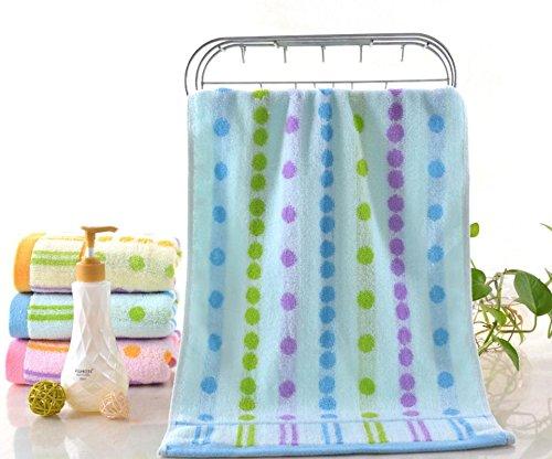 xxffh-asciugamano-32-azioni-di-estratto-ispessita-acqua-dot-cotone-del-fiore-3-blue