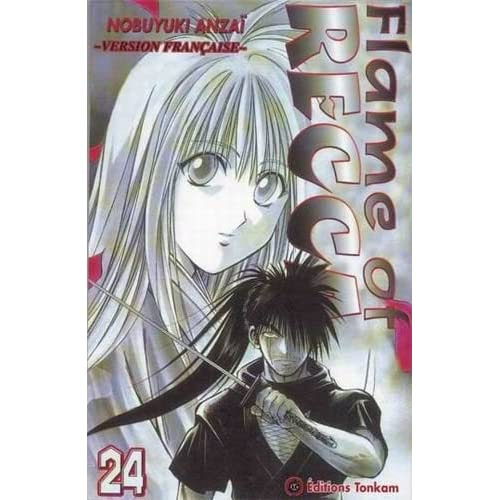 Flame of Recca, Tome 24