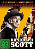 Randolph Scott - Held des Westerns Box