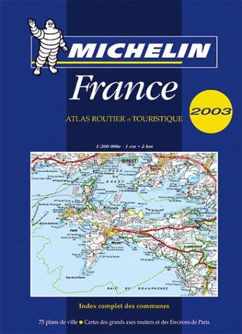 Atlas routiers : France, N° 099 (petit format relié)