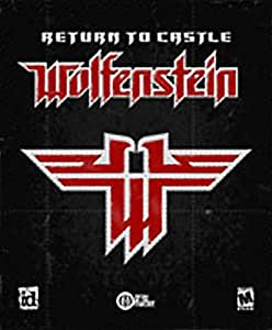Return to Castle Wolfenstein (PC CD)
