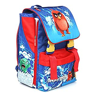 51X5Dm7jPeL. SS324  - Angry Birds - Mochila escolar ampliable