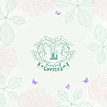 LOVELYZ - Lovelyz8 (1st Mini Album) CD with Photo Booklet Photocard