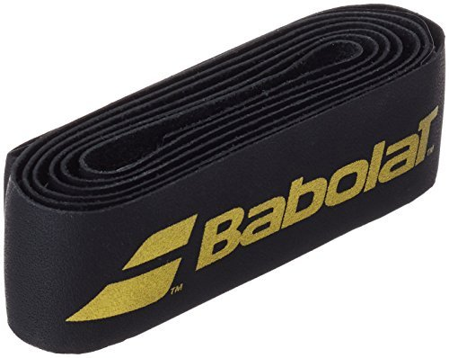 Babolat Natural Leather Replacement Tennis Grip - Black by Babolat -