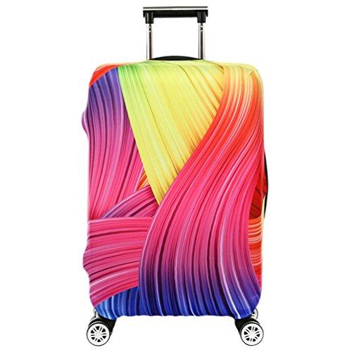 YiJee Bagagli Valigia Copertura Borsa Protettiva Cover Proteggi per Suitcase Come I'immagine 5 S