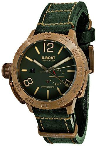 U-BOAT DOPPIOTEMPO orologi uomo 9088