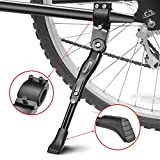 Béquilles pour Vélo, EKKONG Alliage d'aluminium Universel Réglable - Best Reviews Guide