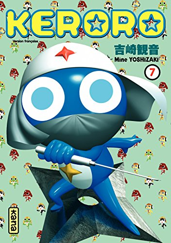 Sergent Keroro - Tome 7 par Mine Yoshizaki