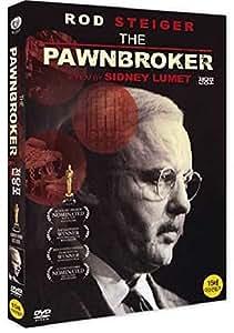 the pawnbroker: import (region 0)~Rod Steiger~Brock Peters~directed by Sidney Lumet...