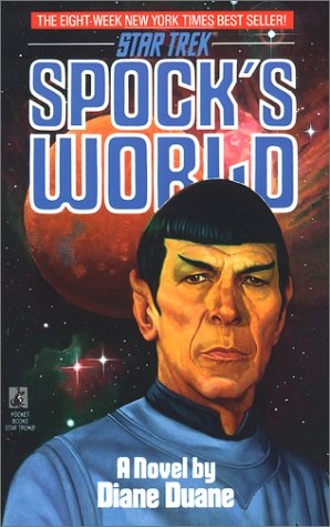 Spock's World (Star Trek)