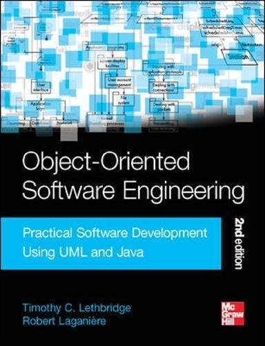 Pdf Download Object Oriented Software Engineering Practical Software Development Using Uml And Java Best Seller Epub By Timothy Lethbridge F4g5h6j54h3gg43gg43