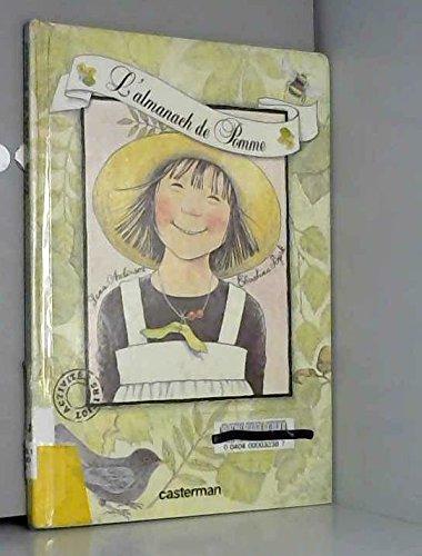 L'Almanach de Pomme par Christina Bjork