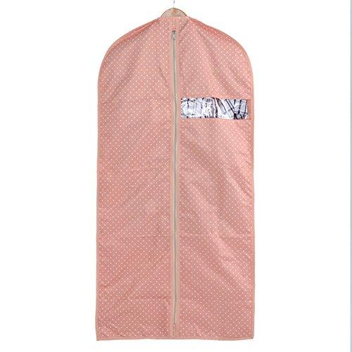 Suit cover/stoff mantel abdeckung/hängende taschen/ boot/dust bag/bekleidung cover-C 60x100cm(24x39inch) -