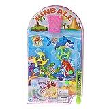 LyGuy Mini Giocattolo del Giocattolo di Pinball della Tasca Che Gioca Il Mini Regalo Divertente del Giocattolo Flipper da Tasca Regalo per Bambini