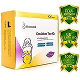 Mommood 50 Test di ovulazione ultrasensibili & 20 Test di Gravidanza ultrasensibili (50 LH + 20 HCG) + 70...