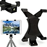 igadgitz Adaptador Soporte Montaje de Tablet para Trípode con 1/4 Hilo para Huawei MediaPad M1 &...