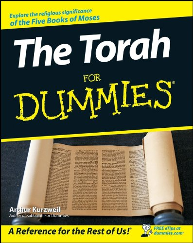 The Torah For Dummies® (English Edition)