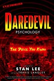 Daredevil Psychology: The Devil You Know (Popular Culture Psychology Book 9) (English Edition)