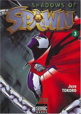 Shadows of Spawn, Tome 3 : par JÅuzÅo Tokoro