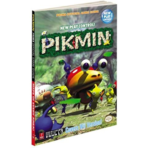 Pikmin: Prima Official Game Guide (Prima Official Game Guides) by David Hodgson (2009-03-09)