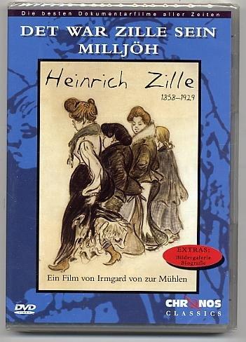 Det War Zille Sein Milljöh - ein Film von Irmgard von der Mühlen