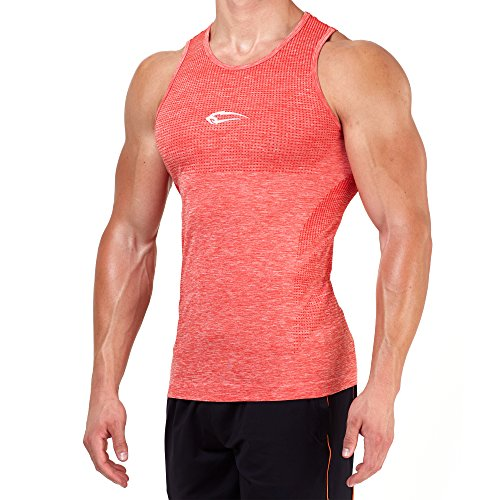 5dbaa35c66b760 Achselshirt Stringer Unterhemd SMILODOX Tank Top Herren Muskelshirt ideal  für Sport Gym Fitness   Bodybuilding Muscle Shirt Sportshirt Tanktop