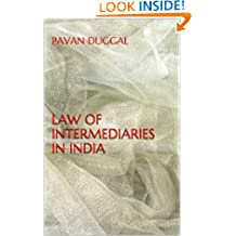 LAW OF INTERMEDIARIES IN INDIA