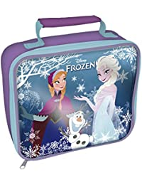 Official Disney Frozen Girls Picnic Lunch Bag School Bag Back To School