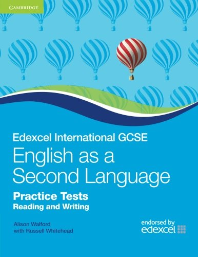 Edexcel International GCSE English as a Second Language Practice Tests (Cambridge International IGCSE)