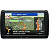 Navigon 72 Plus Tragbares Navigationssystem (12,7 cm (5 Zoll) Touchscreen Display, Europa 44, TMC, Navigon Flow, Text-to-Speech, Aktiver Fahrspurassistent)