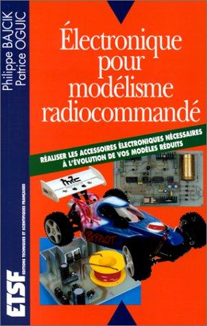 Electronique pour modélisme radiocommandé