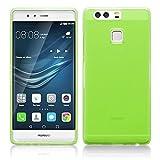 TBOC® Grün Gel TPU Hülle für Huawei P9 Plus - P9 Plus